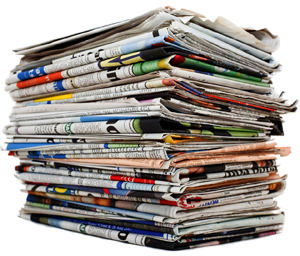 Pile-Of-News-Papers